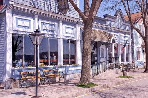 Harbor View Cafe in Pepin, WI
