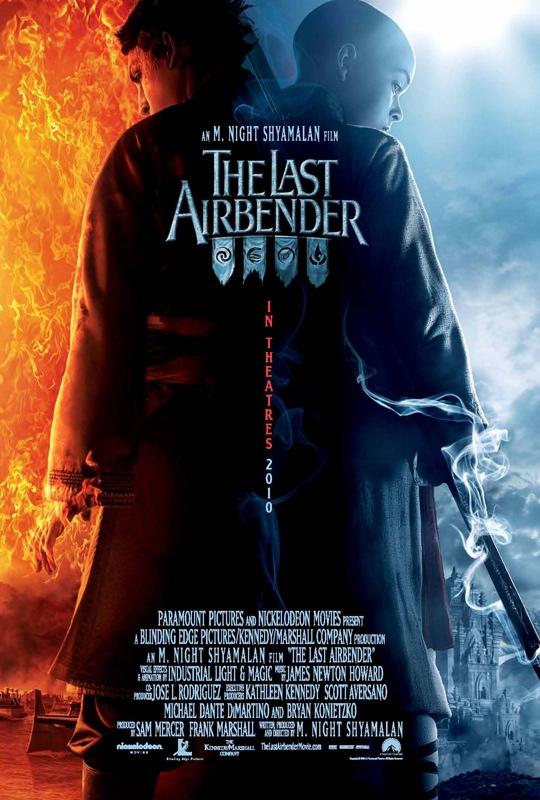 The-Last-Airbender-International-Poster