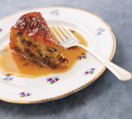 Raisin Tea Cake Recipe — Dishmaps