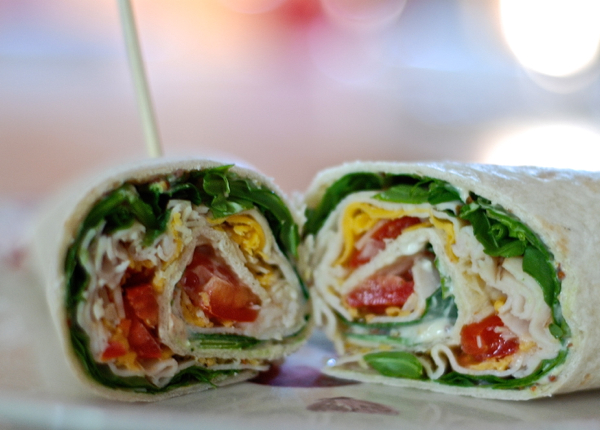 delicatessen wraps