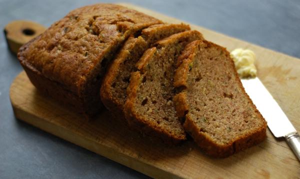country inn zucchini bread | ChinDeep