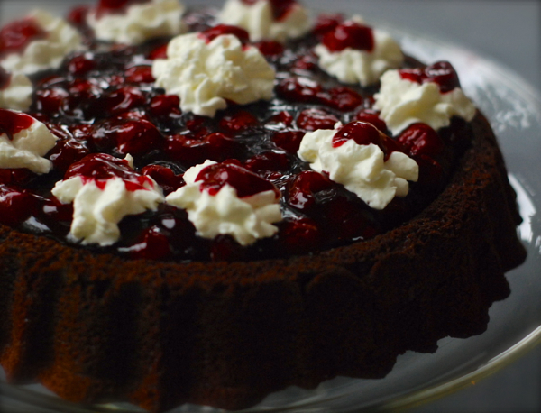 Easy Black Forest Cake Recipe South Africa