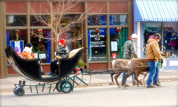 reindeersleigh