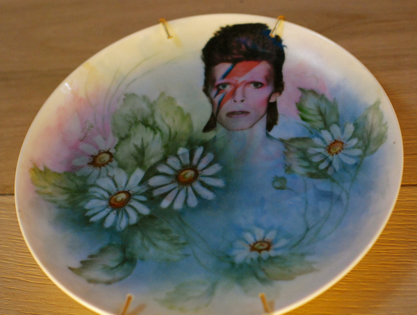 bowieplate