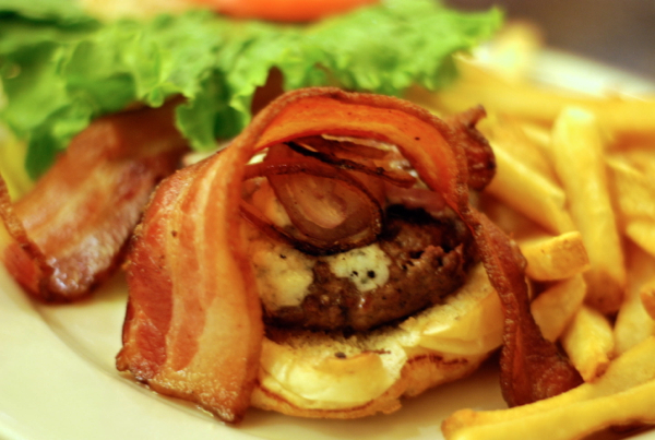 venisonburger