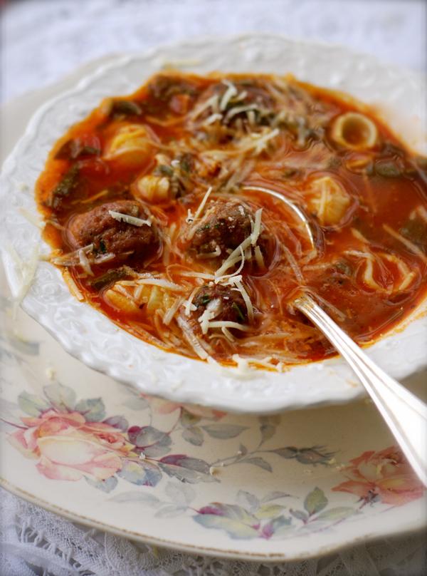Italian Wedding Soup Crock Pot - Wedding Photography