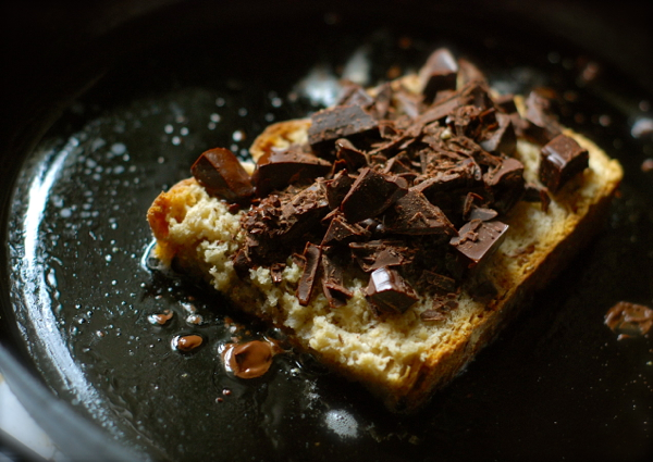 chocbreadskillet