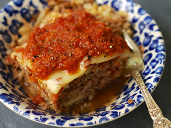 cabbage roll casserole {deconstructed cabbage rolls ...