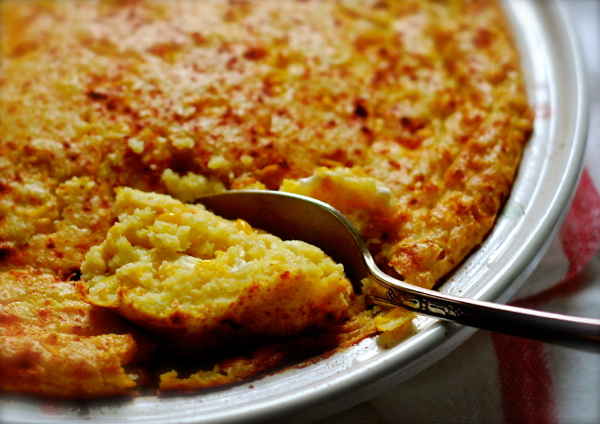 cornpudding