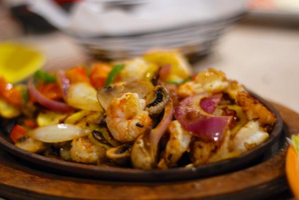shrimpfajita