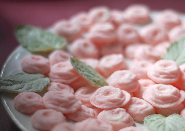 Victoria S Cream Cheese Wedding Mints Chindeep