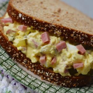 hameggsalad