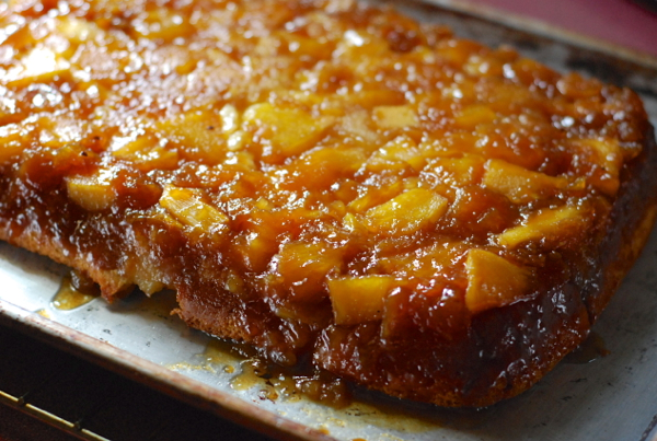 The Best Pineapple Upside Down Cake Or How To Live