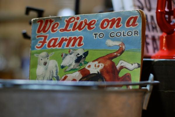 farmcolorbook