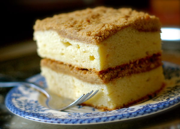 Grandma S Cream Cheese Double Crumb Streusel Coffee Cake Chindeep